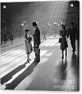Grand Central Station 1941 Acrylic Print