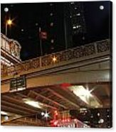 Grand Central Station At Pershing Square Acrylic Print