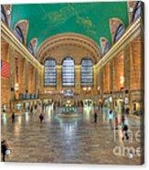 Grand Central Terminal IIi Acrylic Print