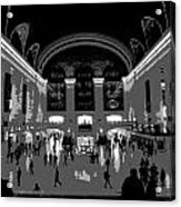 Grand Central Terminal Poster Acrylic Print