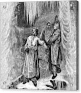 Grand Duke Alexis (1850-1908) Acrylic Print