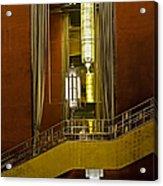 Grand Foyer Staircase Acrylic Print