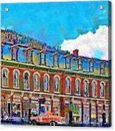 Grand Imperial Hotel Acrylic Print