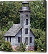 Grand Island East Channel Lighthouse Acrylic Print