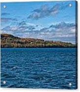 Grand Island Lake Superior Acrylic Print