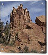 Grand Junction Landscape Acrylic Print
