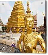Grand Palace, Bangkok Acrylic Print