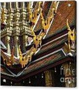 Grand Palace Bangkok Thailand 2 Acrylic Print