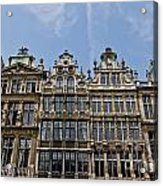 Grand Place Brussels Acrylic Print