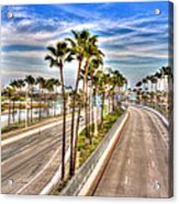 Grand Prix Of Long Beach Acrylic Print