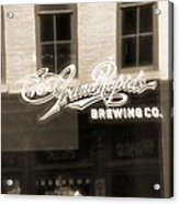 Grand Rapids Brewing Co Acrylic Print
