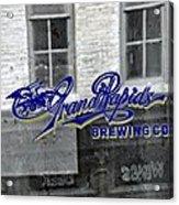 Grand Rapids Brewing Acrylic Print