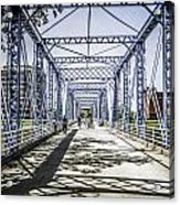 Grand Rapids Bridge Acrylic Print