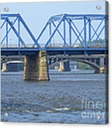 Grand Rapids Crossings Acrylic Print