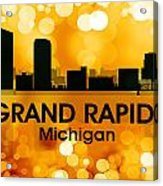 Grand Rapids Mi 3 Acrylic Print