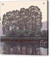 Grand River Sentinels Acrylic Print