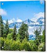 Grand Teton Lan 627 Acrylic Print