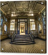 Grand Wide Entrance Acrylic Print