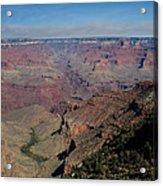 Grande Canyon Afternoon Acrylic Print