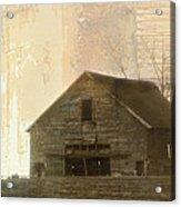 Grandfather's Barn Acrylic Print