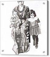 Grandma's Family Acrylic Print