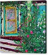 Grandma's Porch Acrylic Print