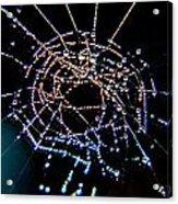 Grandmother Spider's Dream Catcher Acrylic Print