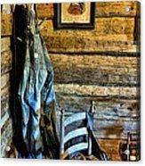Grandpa's Closet Acrylic Print