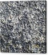 Granite Abstract Acrylic Print
