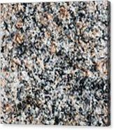 Granite Power - Featured 2 Acrylic Print