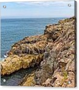 Granite Shore Acrylic Print
