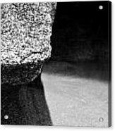 Granite Three Acrylic Print