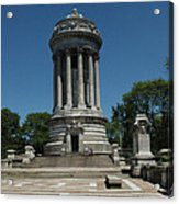 Soldier's And Sailor's Monument New York City Acrylic Print