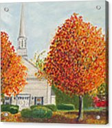 Granville Church Acrylic Print