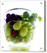 Grapes Of Wrath Acrylic Print