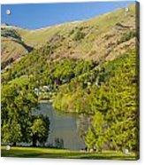 Grasmere Lake Acrylic Print