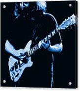 Grateful Blues Acrylic Print