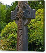 Grave Cross 4 Acrylic Print