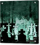Grave Dancing Acrylic Print