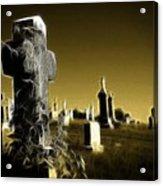 Graveyard 4730 Acrylic Print