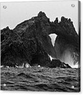 Great Arch On The Farallon Islands Acrylic Print