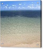 Great Barrier Reef Acrylic Print