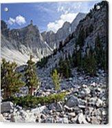 Great Basin National Park Acrylic Print