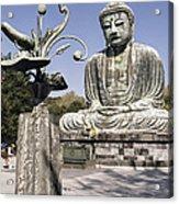 Great Buddha Of Kamakura 2 - Japan  Acrylic Print