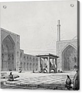 Great Friday Mosque In Isfahan Acrylic Print