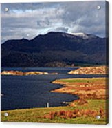 Lakes Of Ireland, Waterville, County Kerry Acrylic Print