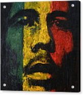 Great Marley Acrylic Print