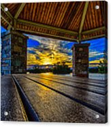 Great Night For A Picnic Acrylic Print