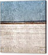 Great Salt Plains Acrylic Print