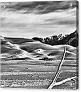 Great Sand Dunes 1 Acrylic Print
